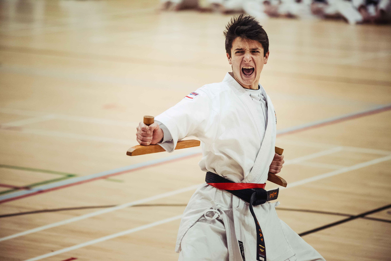Renshinkan Karate England The Heart Of Traditional Karate